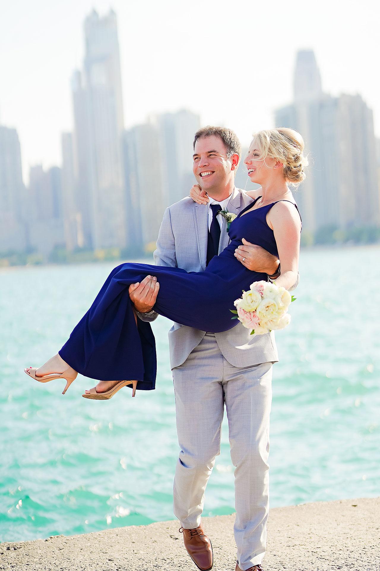 Jaclyn Matt Odessy Chicago River Cruise Wedding 128