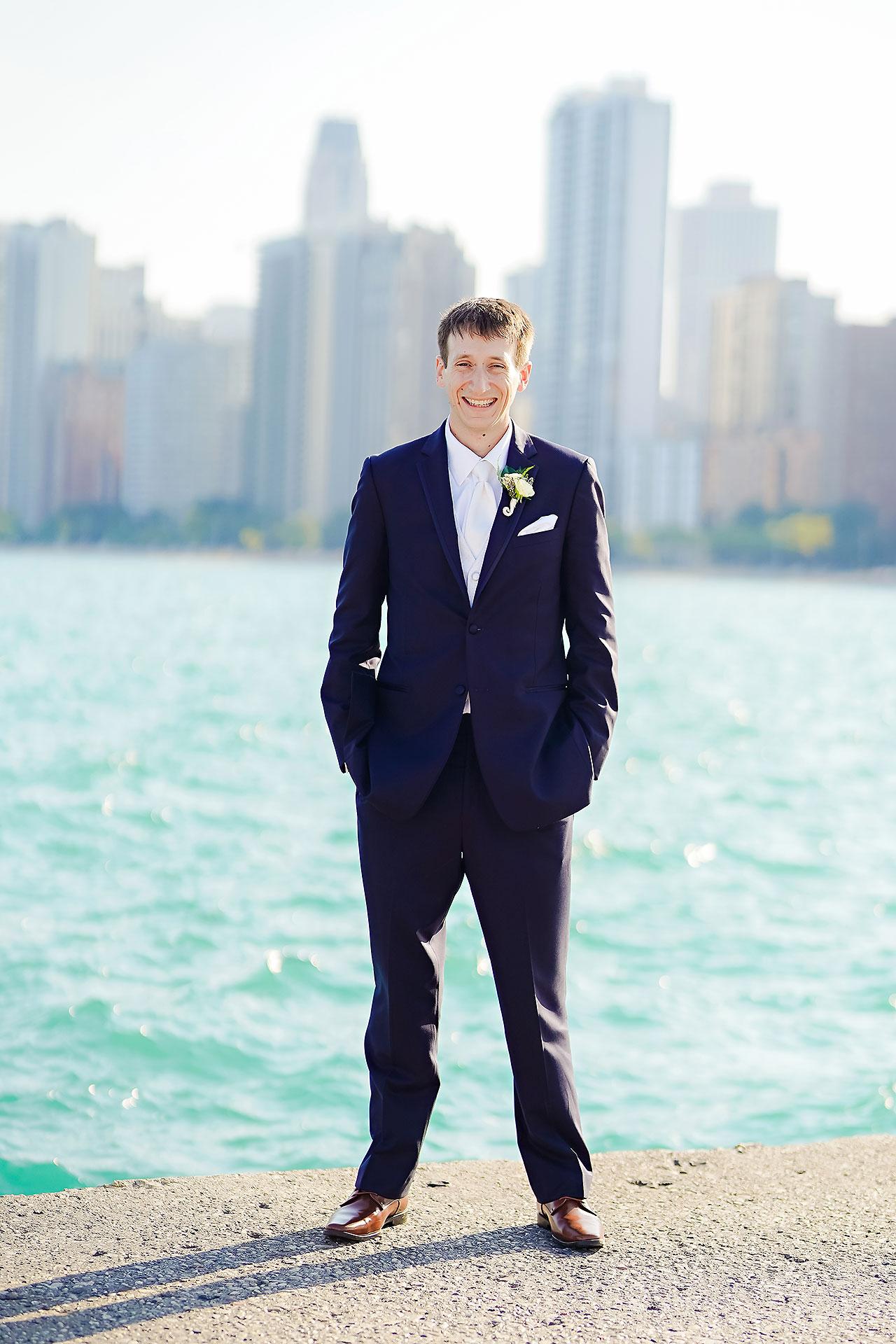 Jaclyn Matt Odessy Chicago River Cruise Wedding 119