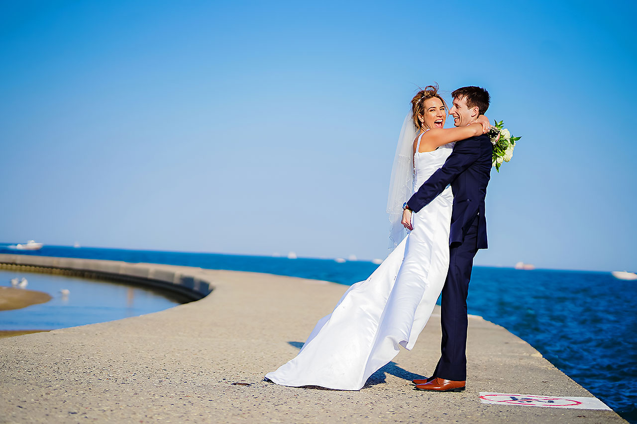Jaclyn Matt Odessy Chicago River Cruise Wedding 113