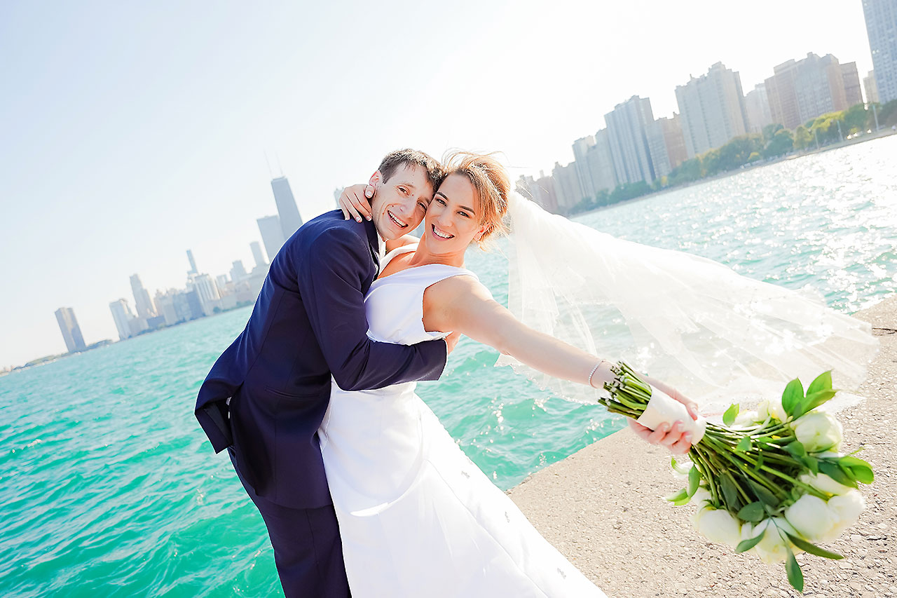 Jaclyn Matt Odessy Chicago River Cruise Wedding 111