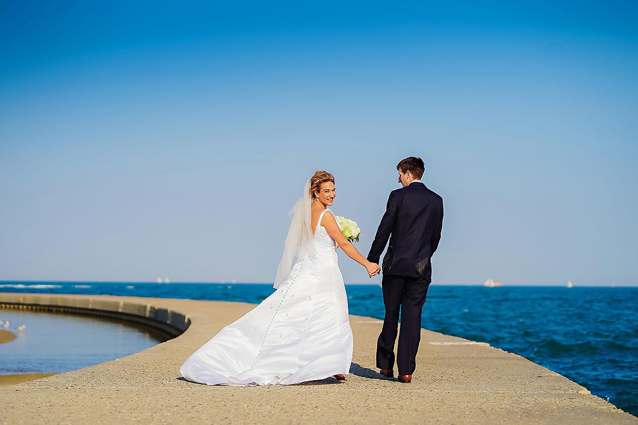 Jaclyn Matt Odessy Chicago River Cruise Wedding 108