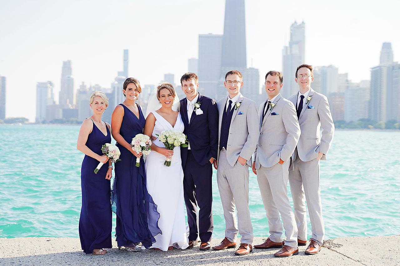 Jaclyn Matt Odessy Chicago River Cruise Wedding 109