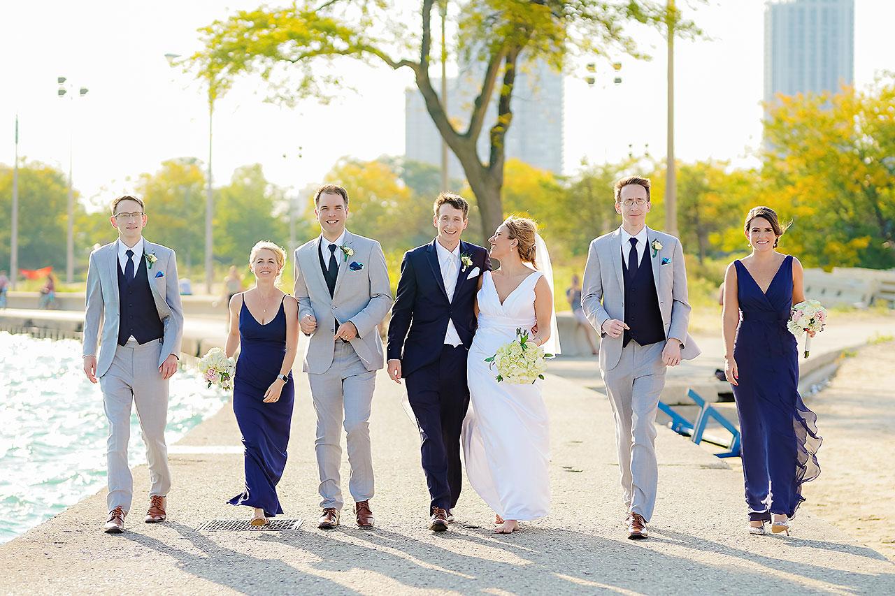Jaclyn Matt Odessy Chicago River Cruise Wedding 106