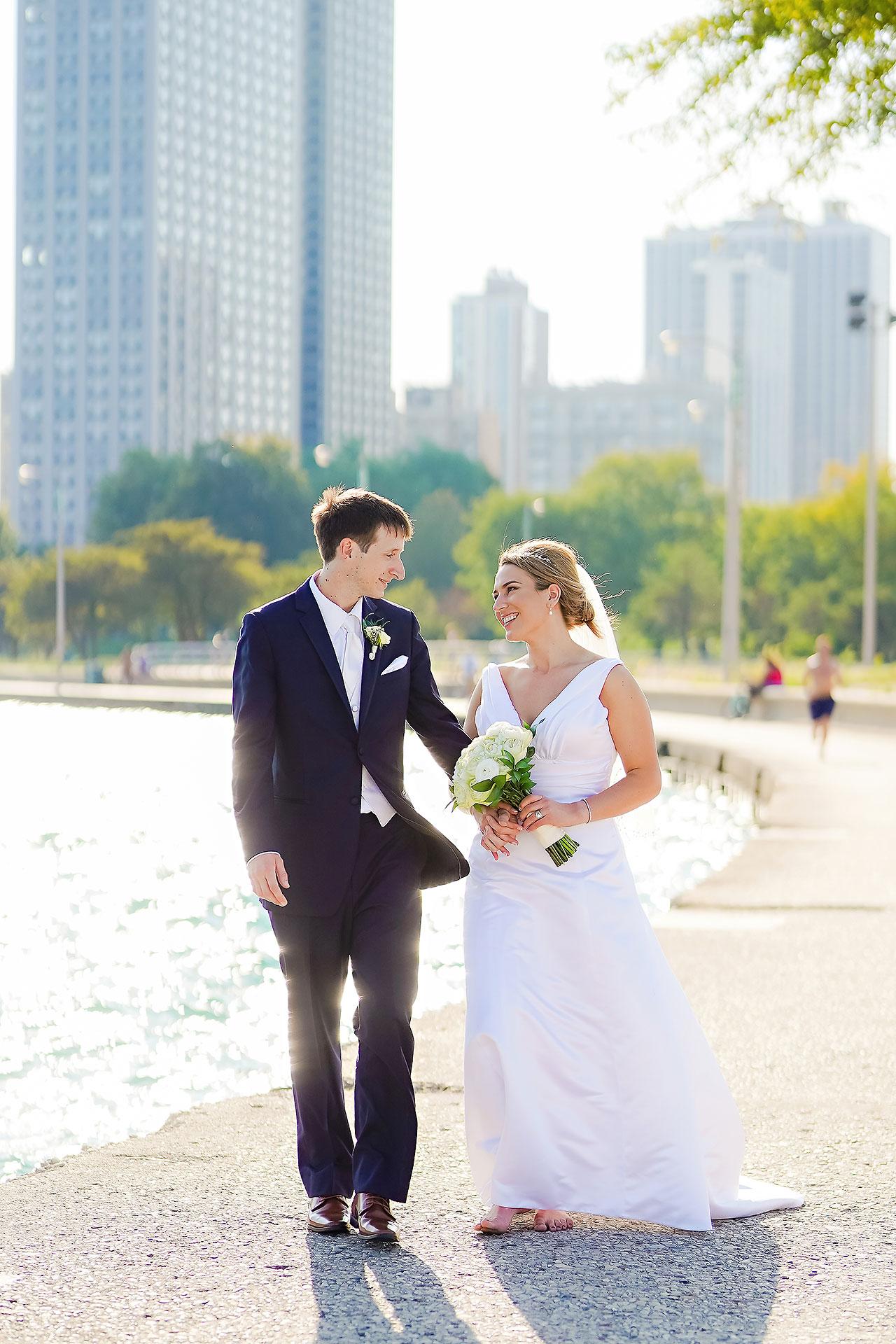 Jaclyn Matt Odessy Chicago River Cruise Wedding 101