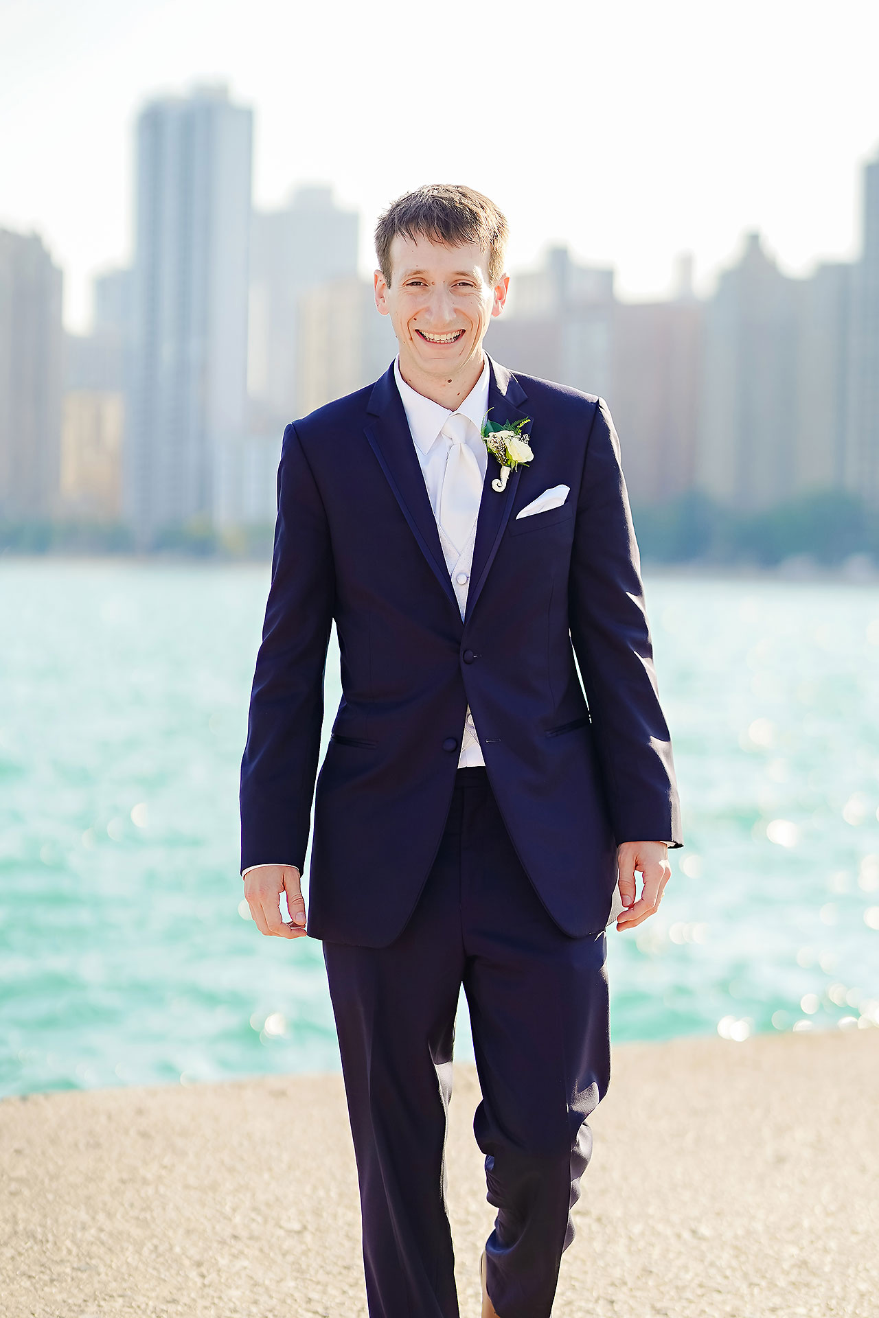 Jaclyn Matt Odessy Chicago River Cruise Wedding 100