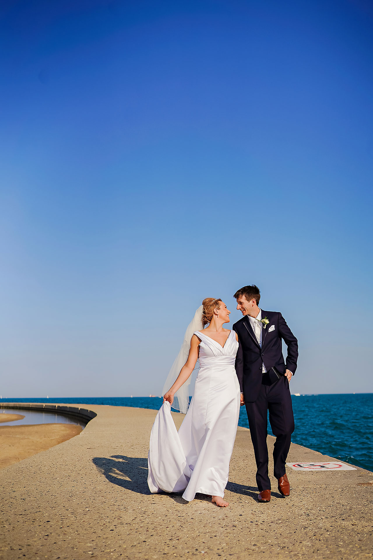 Jaclyn Matt Odessy Chicago River Cruise Wedding 095