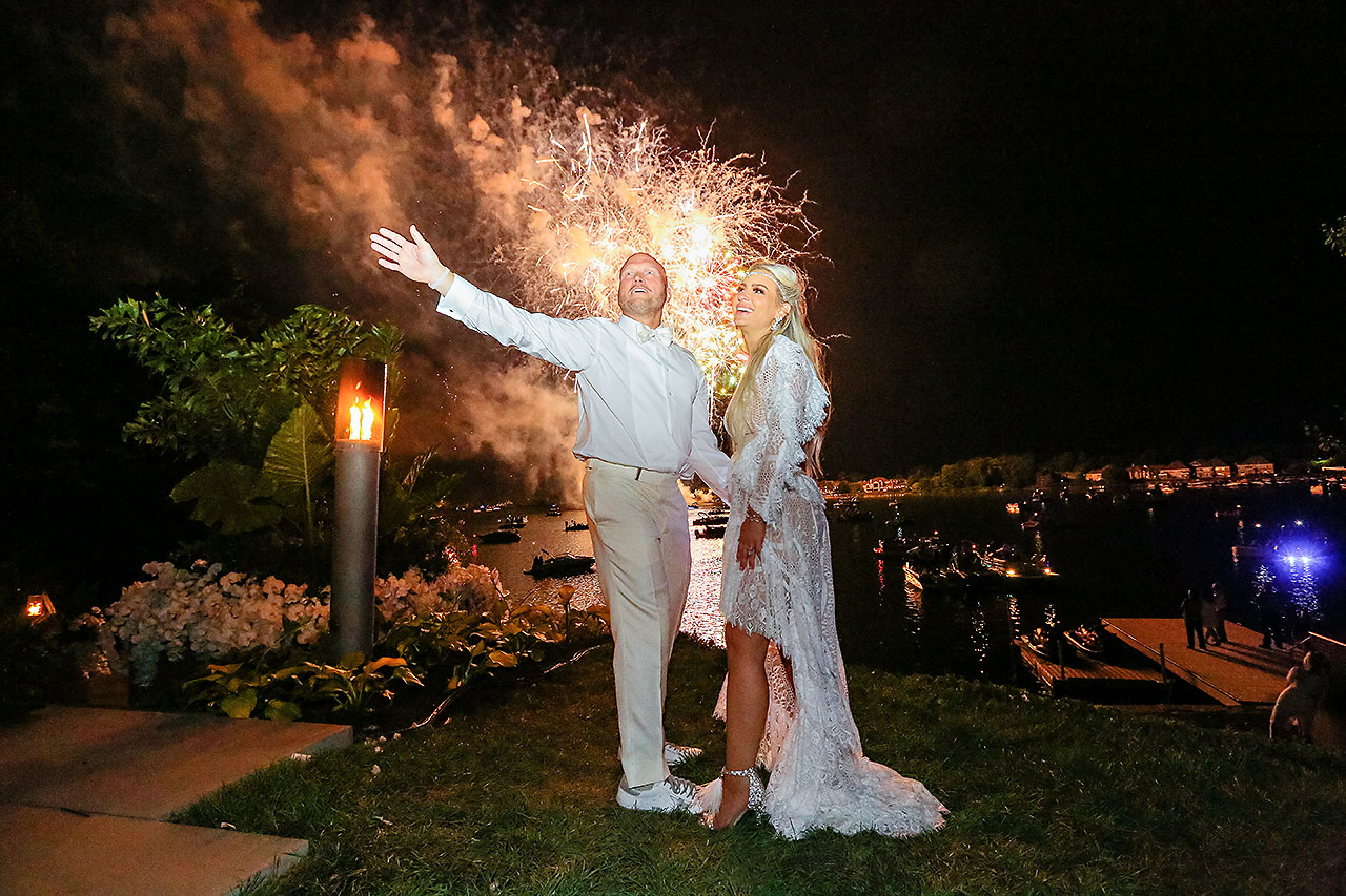 Michelle Al Wedding Reception 0414