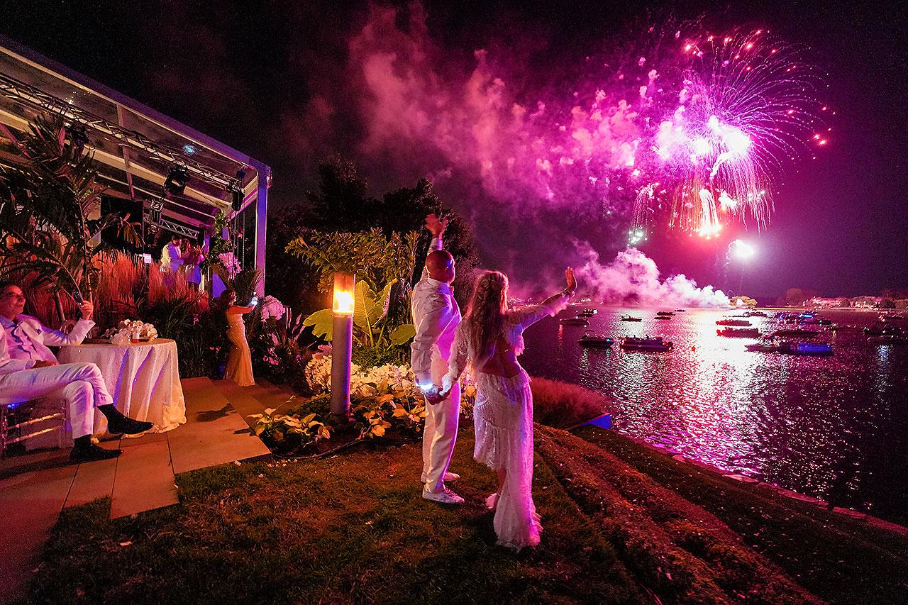 Michelle Al Wedding Reception 0412