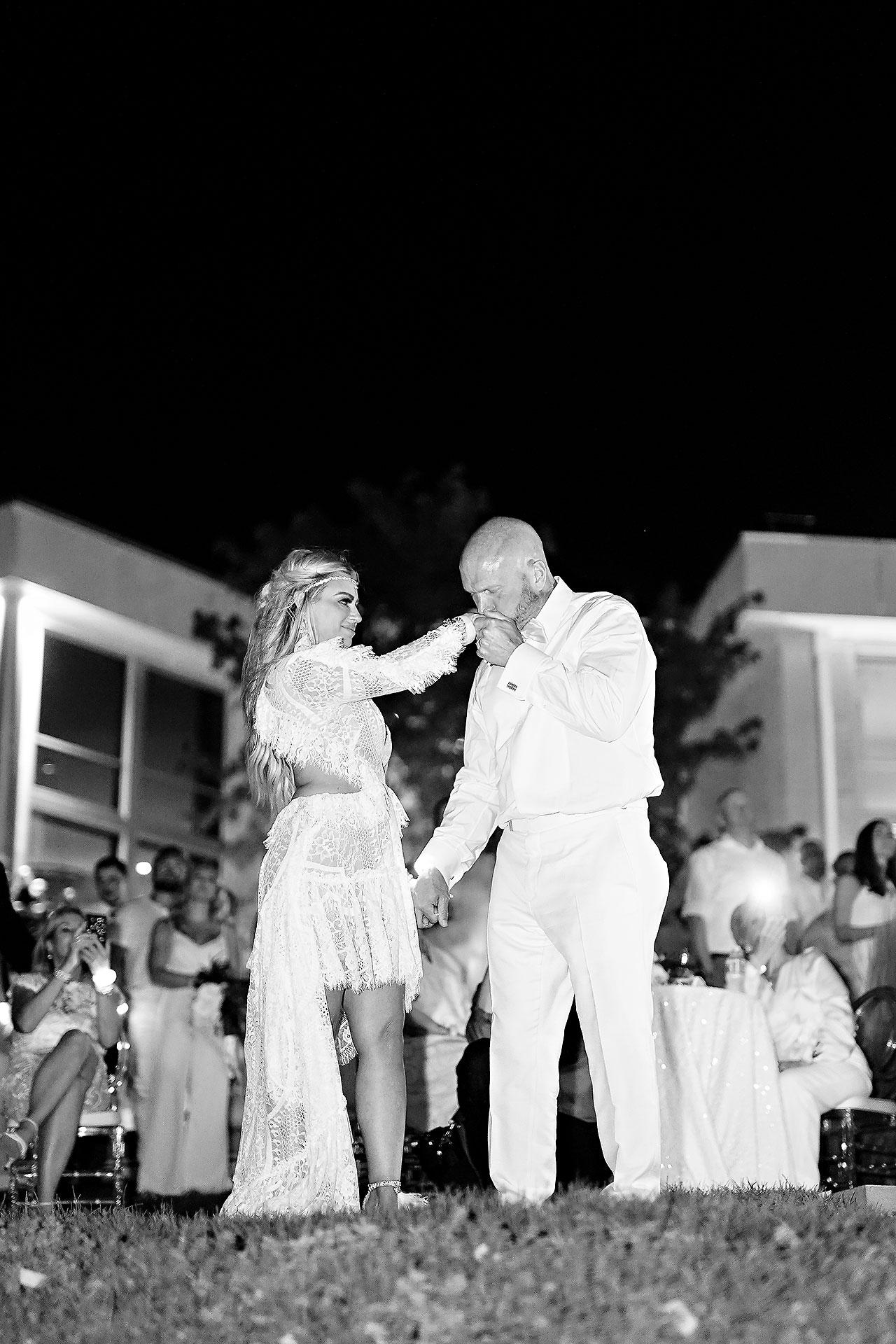 Michelle Al Wedding Reception 0410