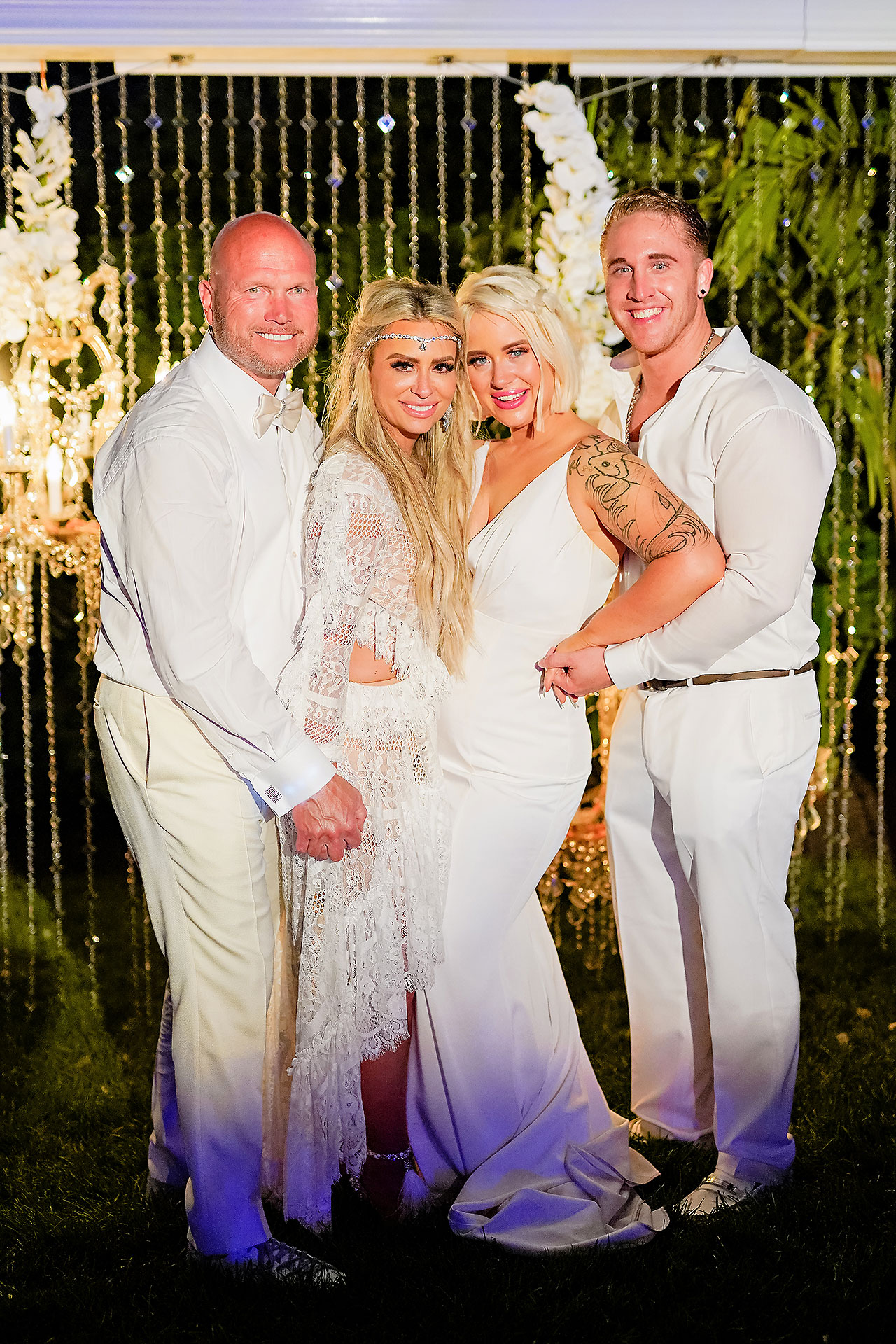 Michelle Al Wedding Reception 0388