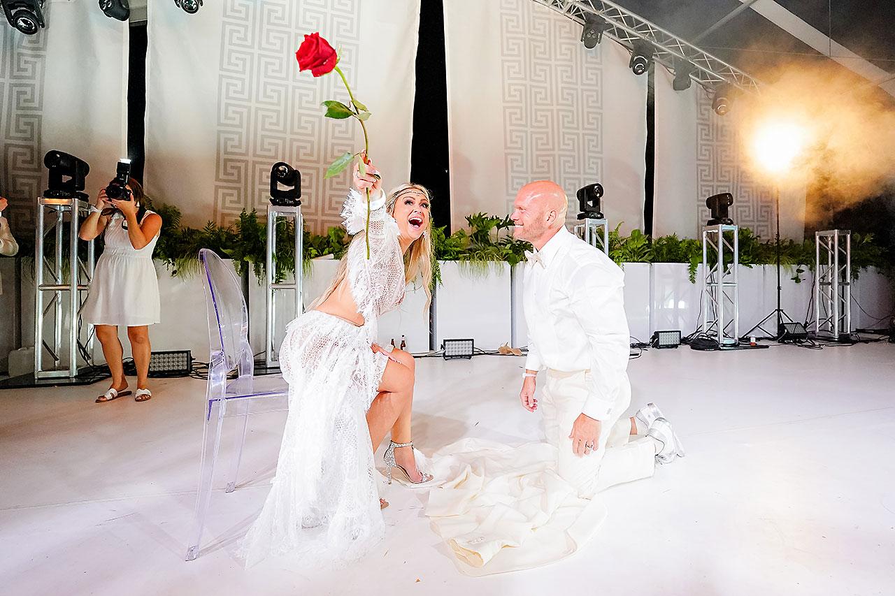Michelle Al Wedding Reception 0381