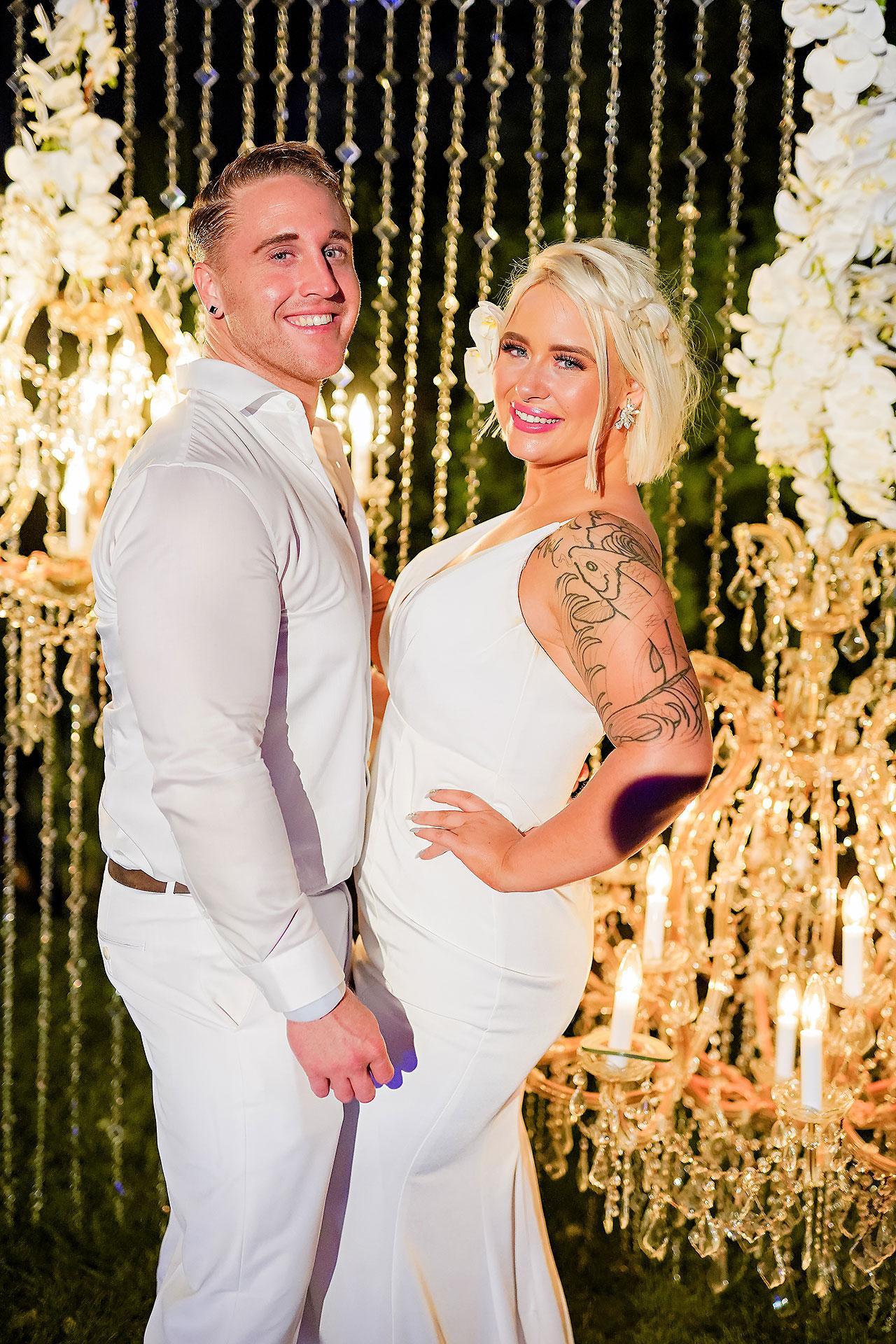 Michelle Al Wedding Reception 0358