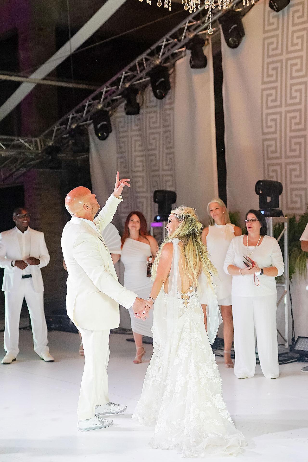 Michelle Al Wedding Reception 0330