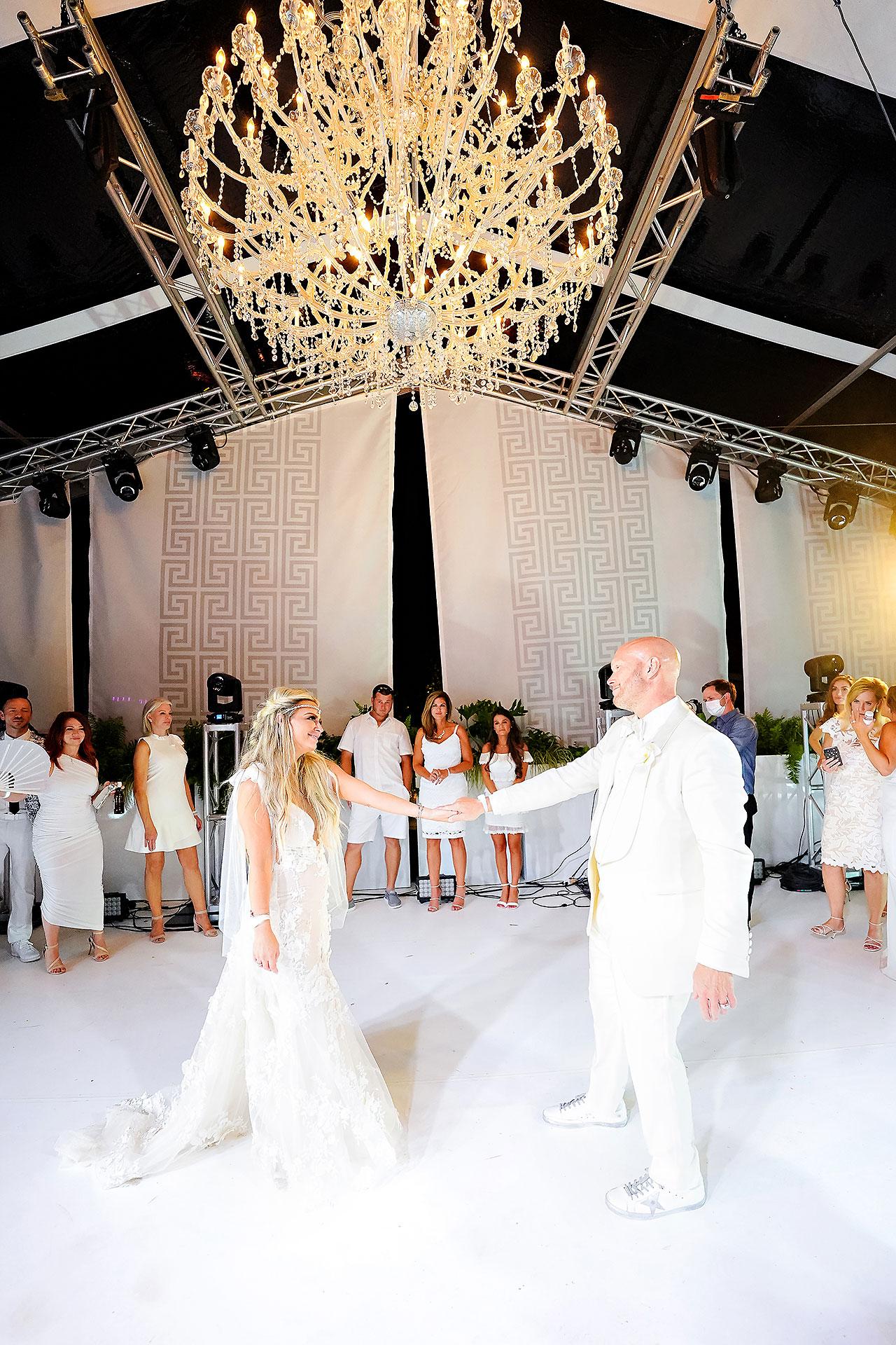 Michelle Al Wedding Reception 0328