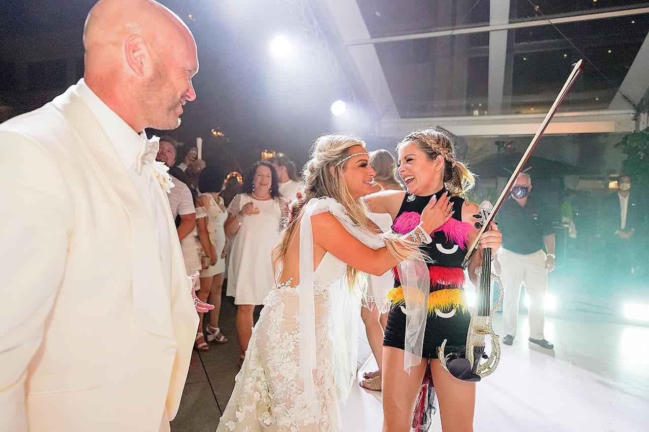Michelle Al Wedding Reception 0314
