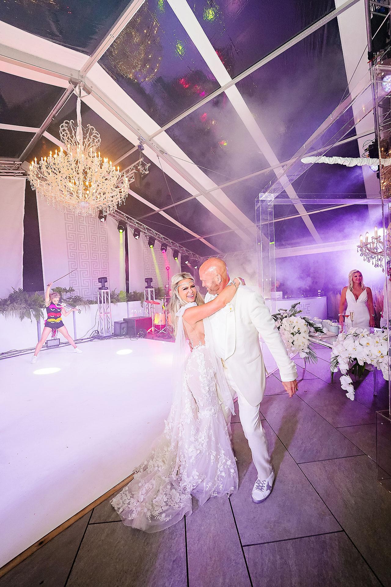 Michelle Al Wedding Reception 0308