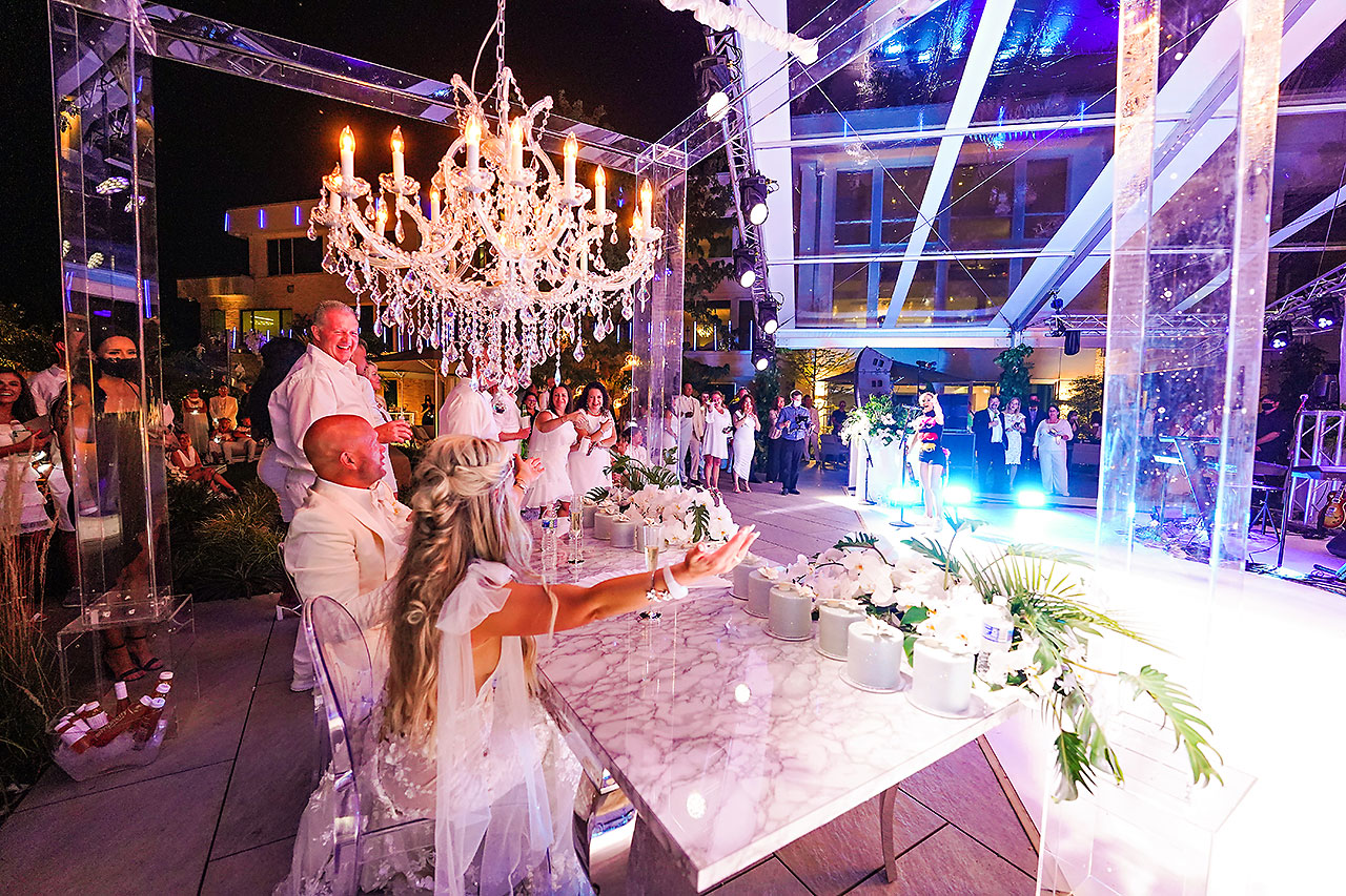 Michelle Al Wedding Reception 0281