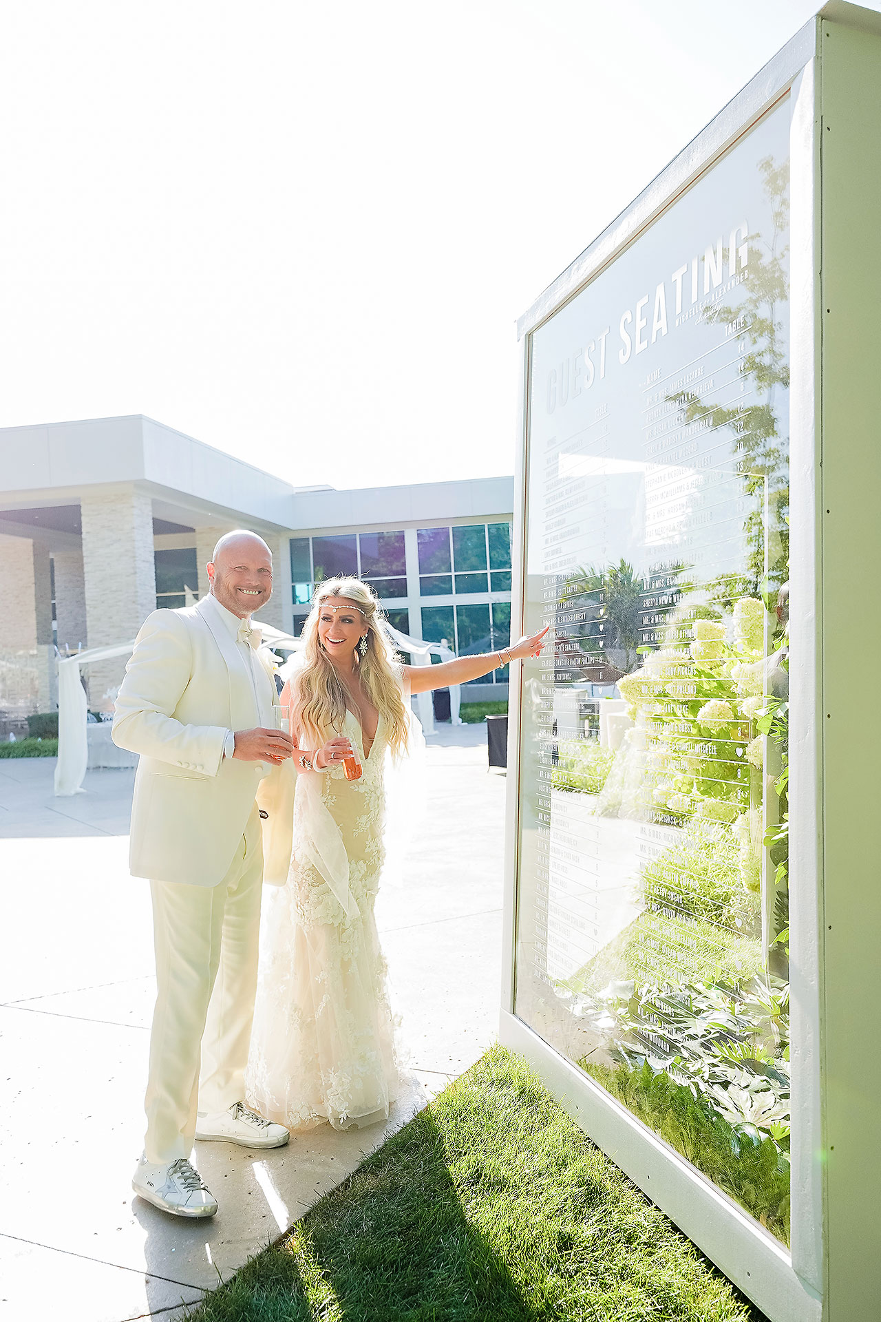 Michelle Al Wedding Reception 0027