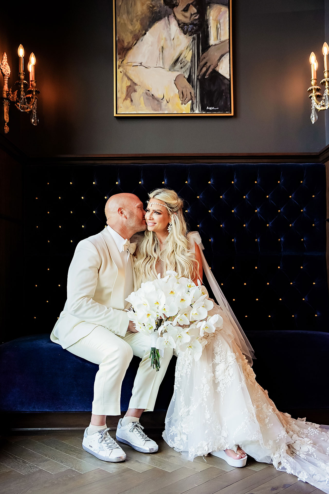 Michelle Al Wedding Ceremony 274