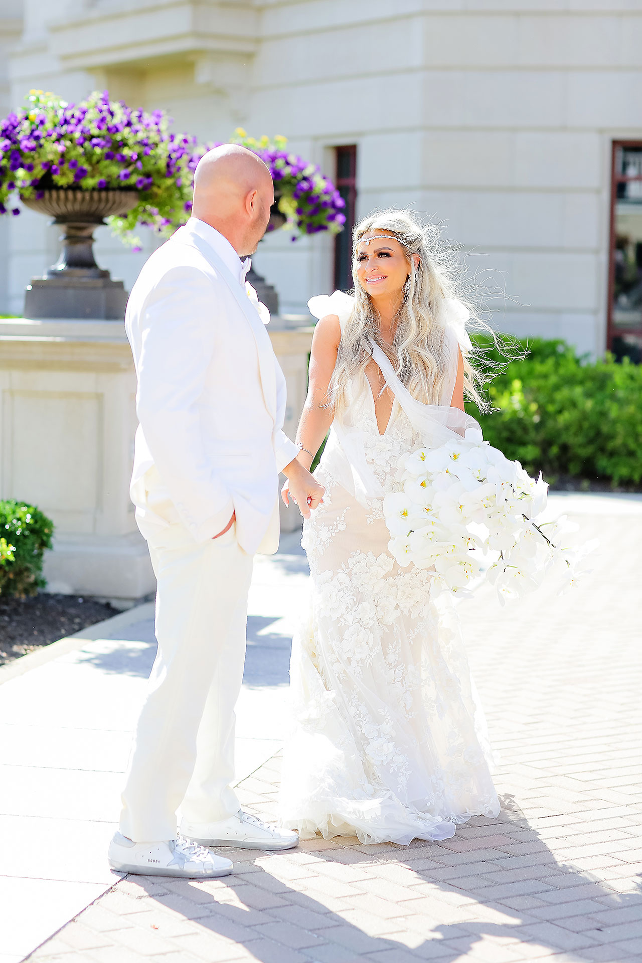 Michelle Al Wedding Ceremony 262