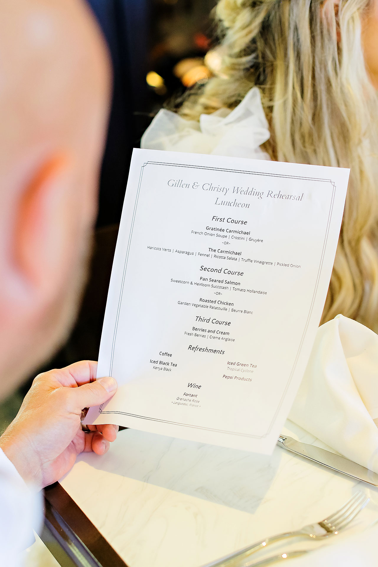 Michelle Al Wedding Ceremony 249