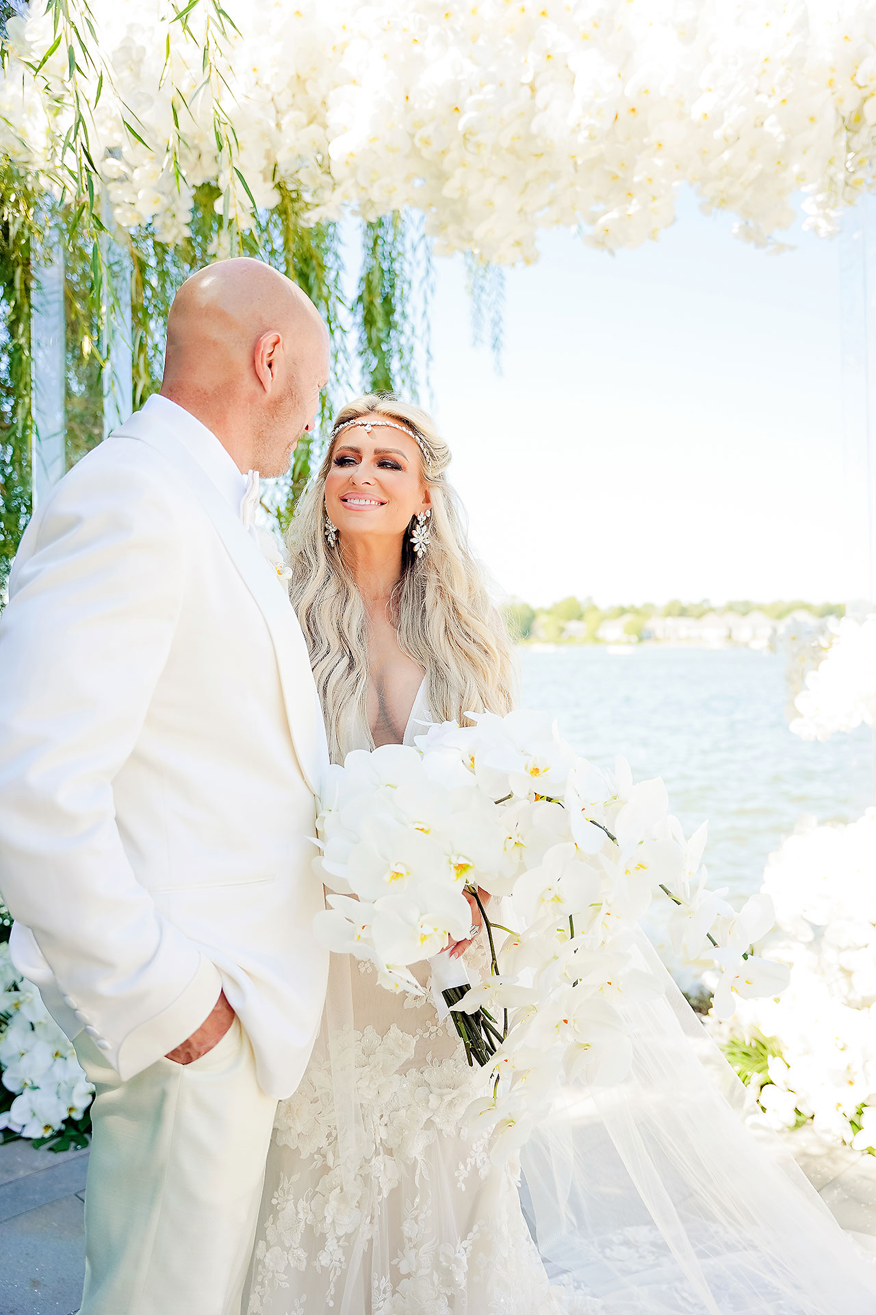 Michelle Al Wedding Ceremony 230