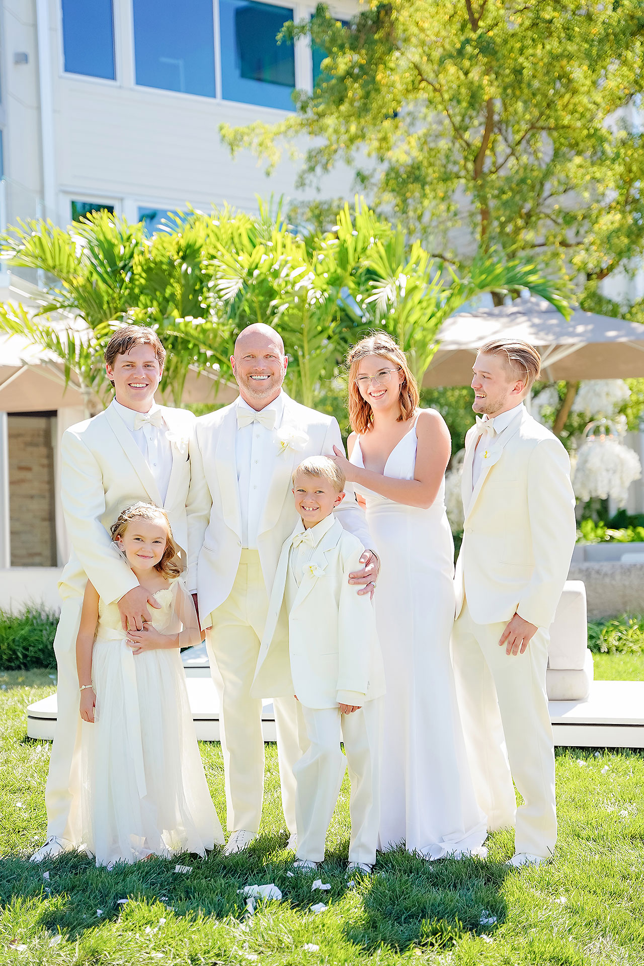 Michelle Al Wedding Ceremony 193