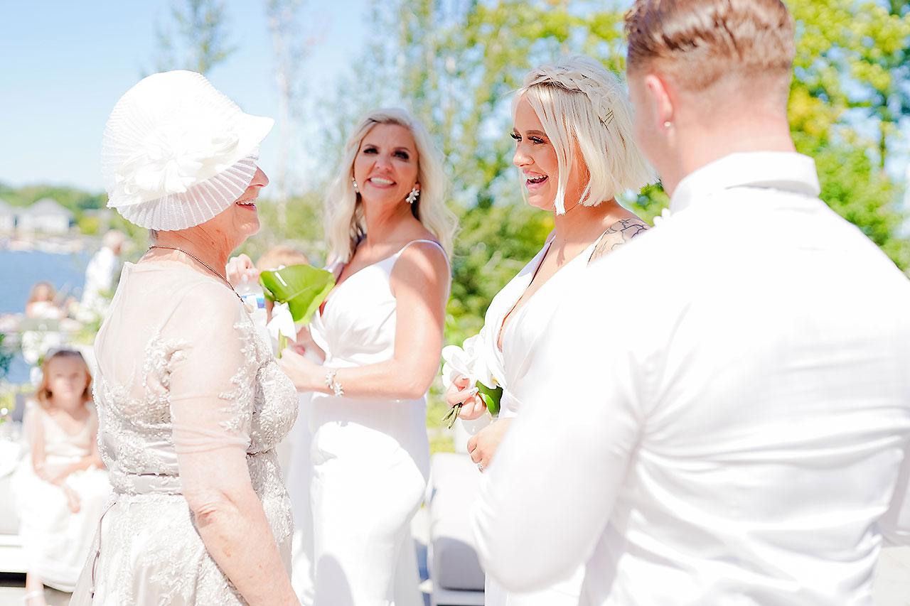 Michelle Al Wedding Ceremony 182