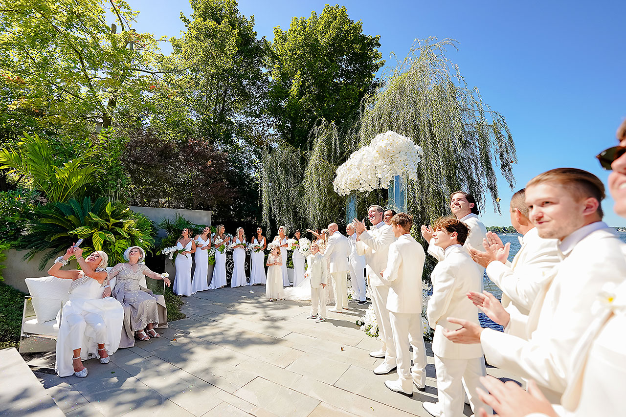 Michelle Al Wedding Ceremony 178