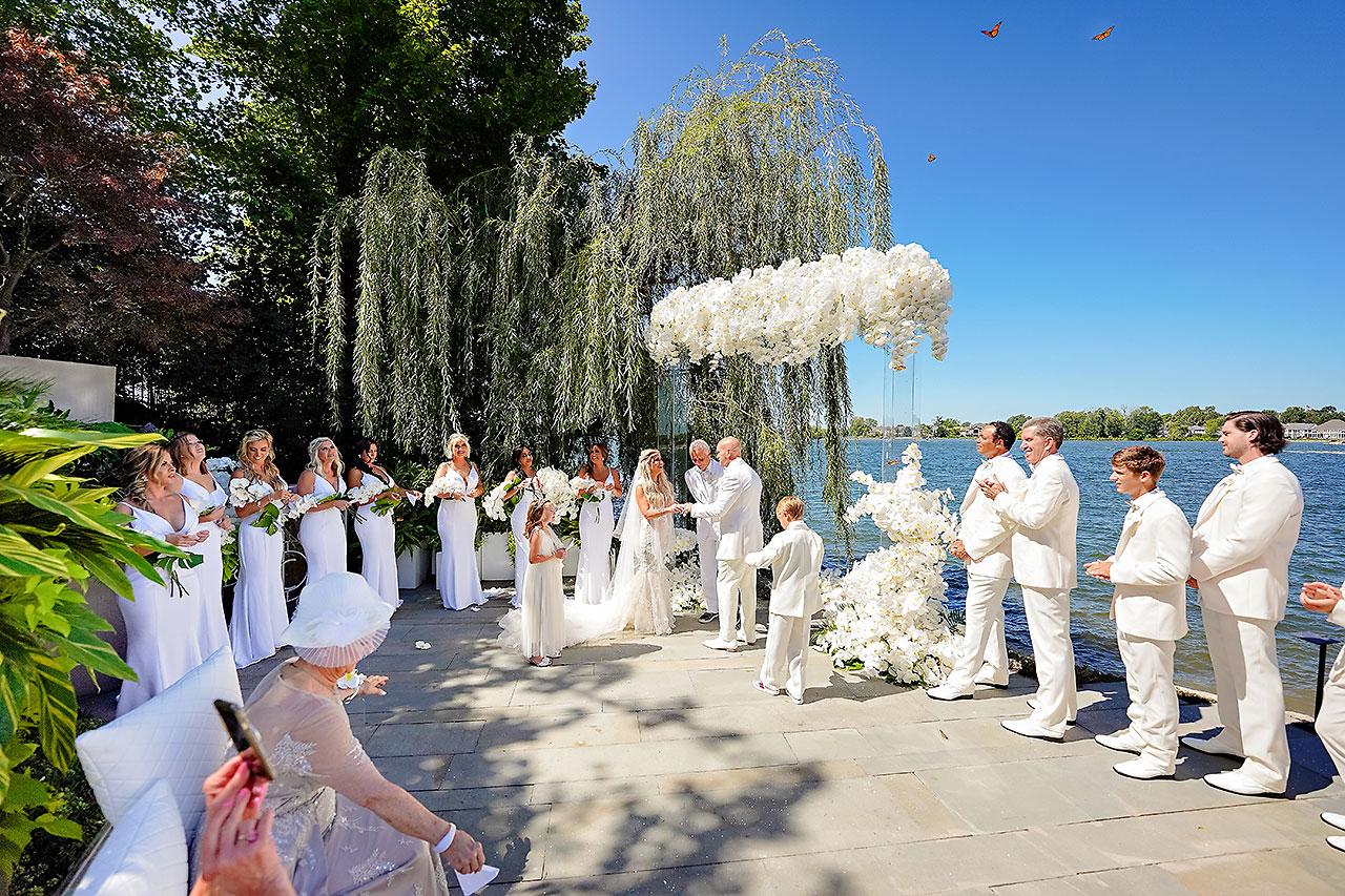 MICHELLE + AL | THE WEDDING CEREMONY