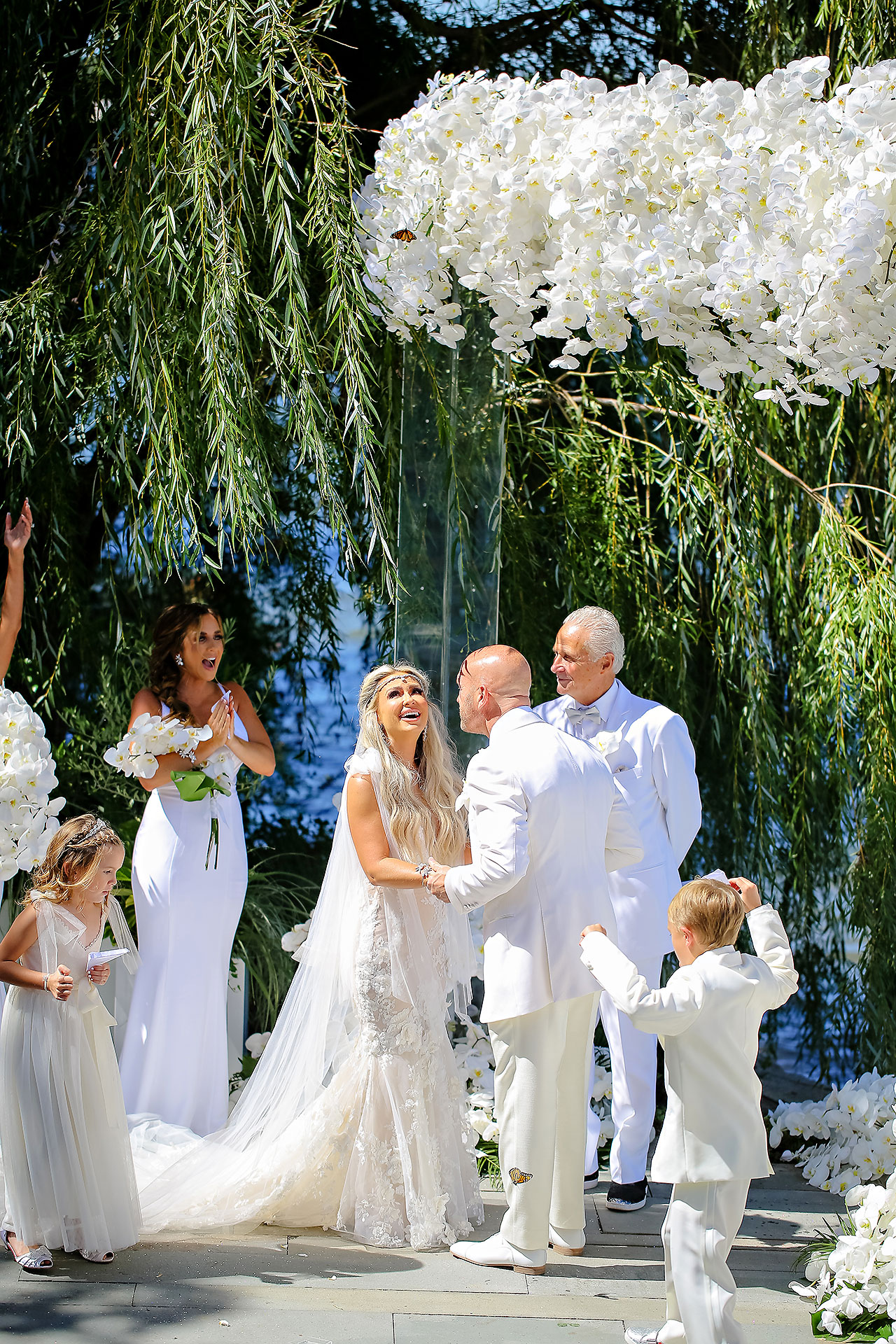 Michelle Al Wedding Ceremony 174