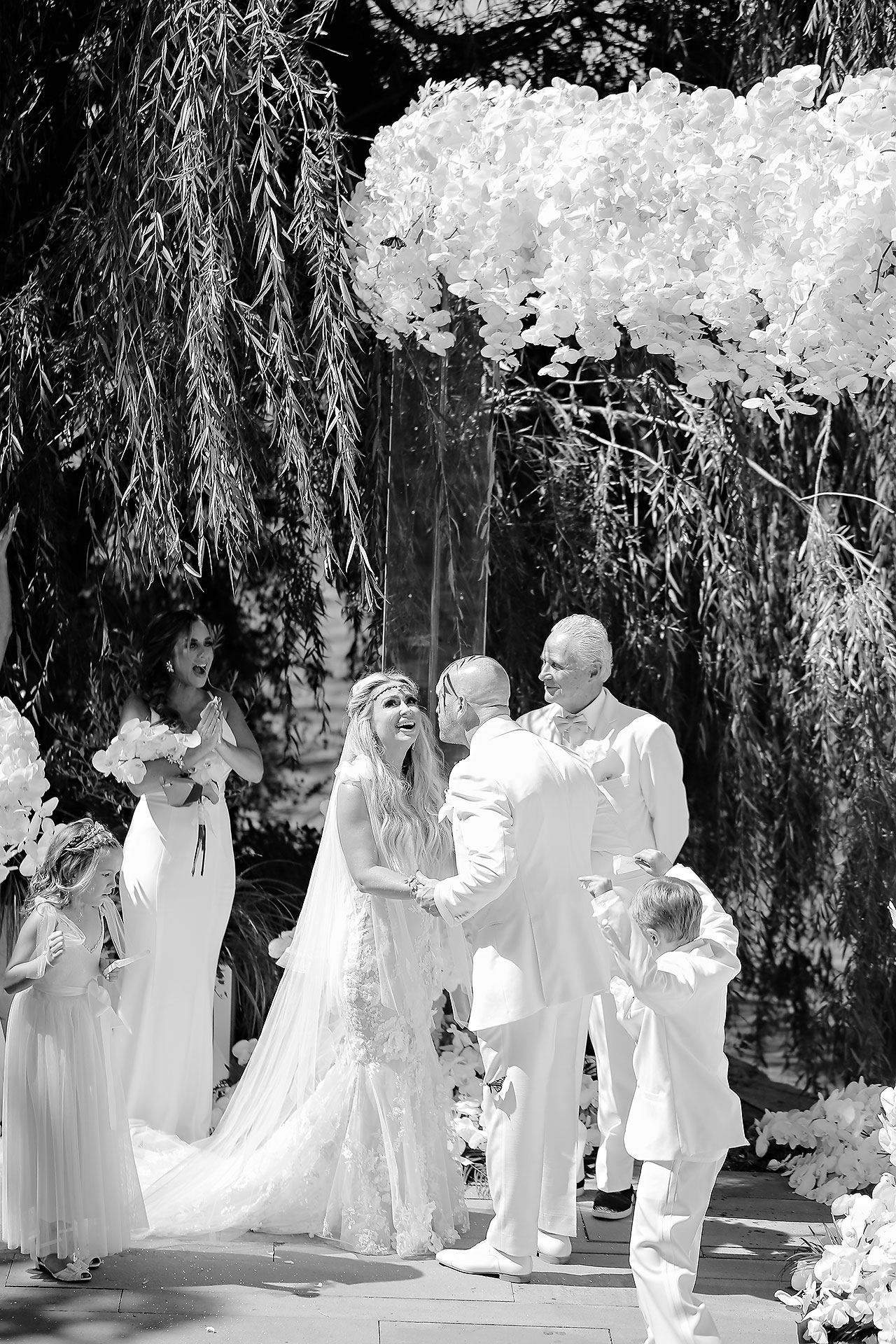 Michelle Al Wedding Ceremony 172