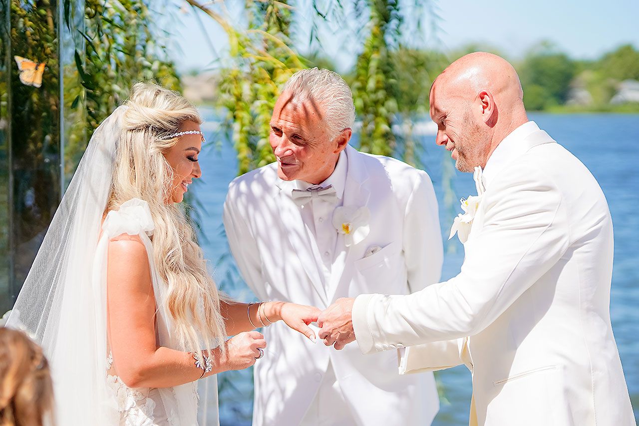 Michelle Al Wedding Ceremony 170