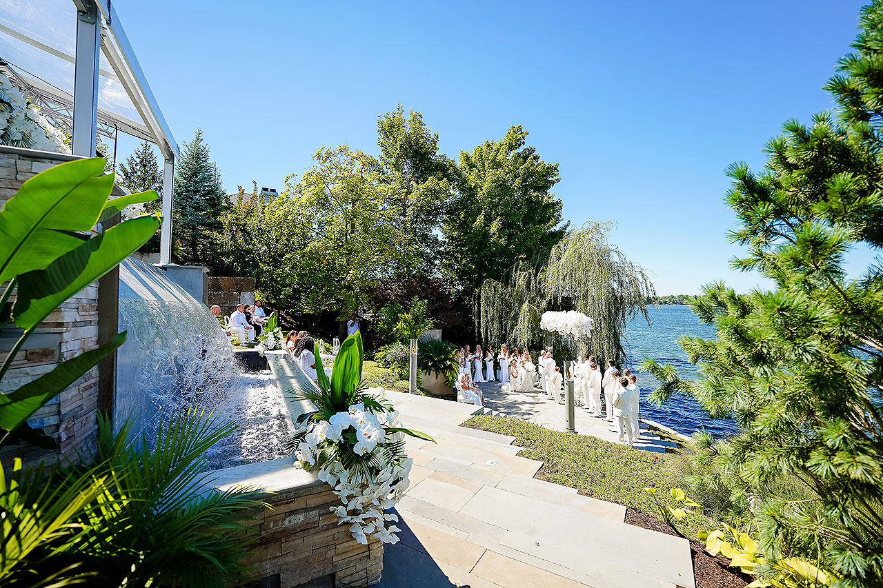 Michelle Al Wedding Ceremony 159