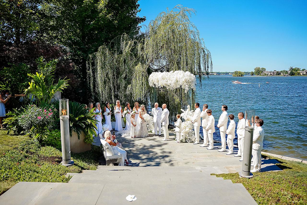 Michelle Al Wedding Ceremony 157