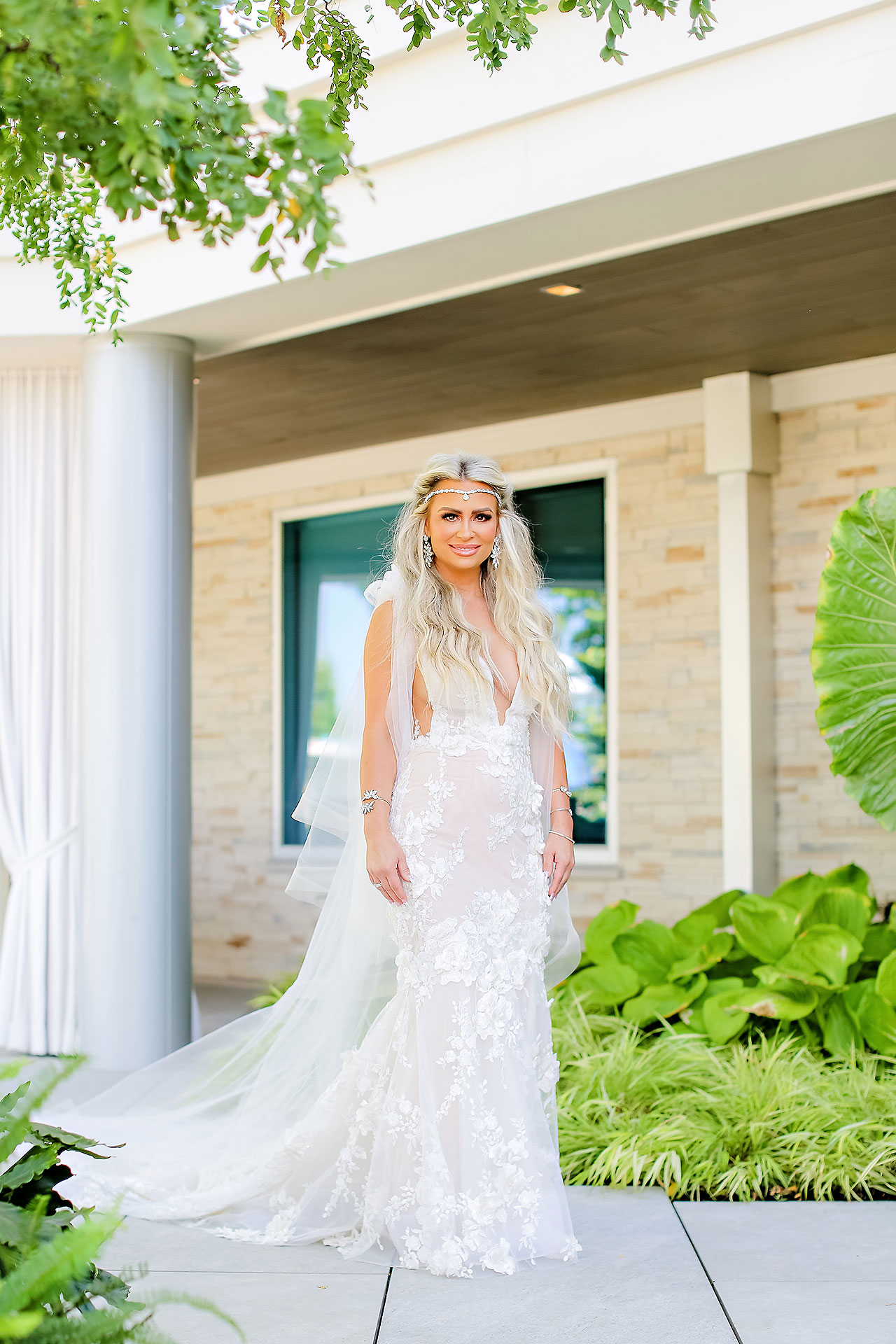 Michelle Al Wedding Ceremony 152