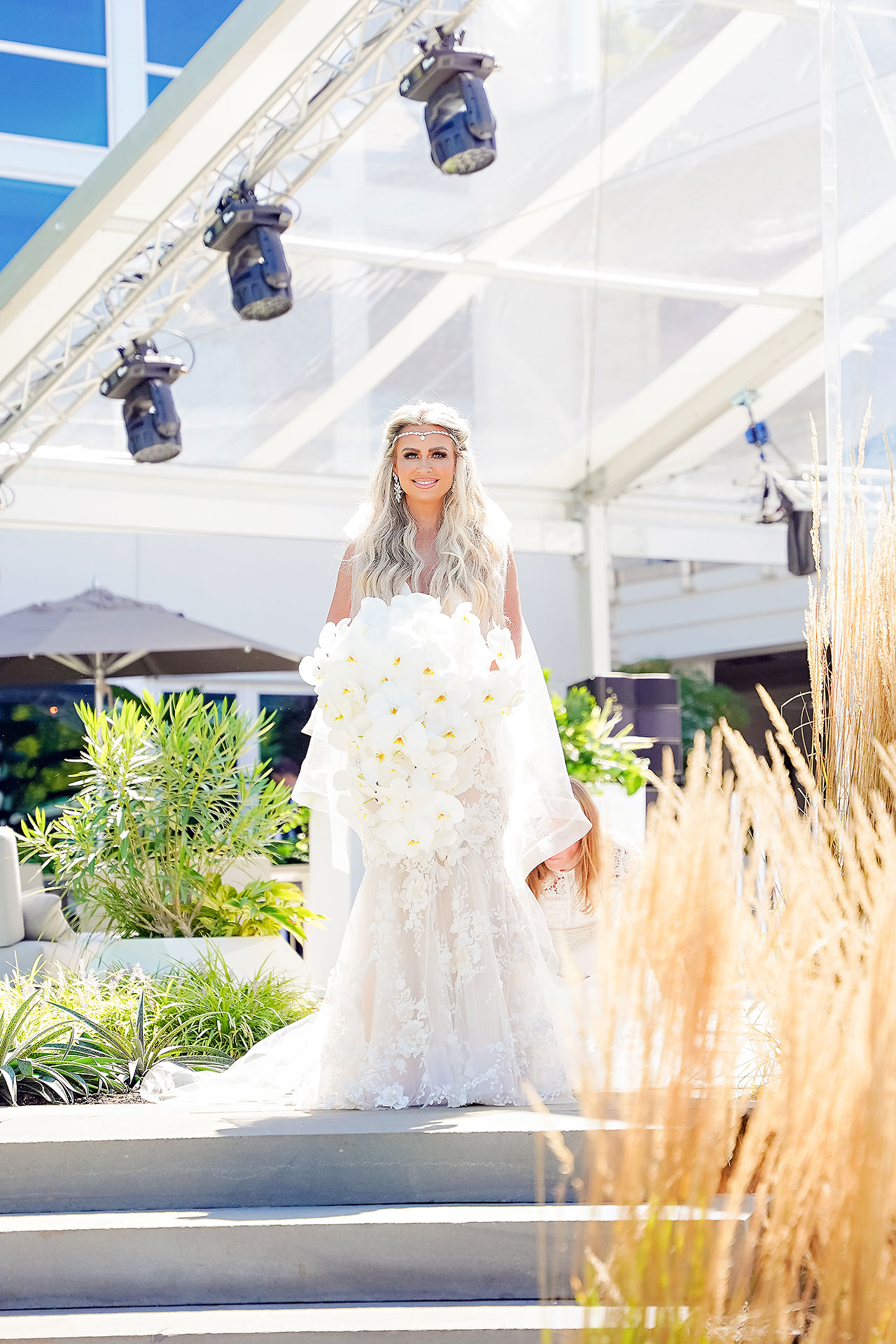 Michelle Al Wedding Ceremony 153