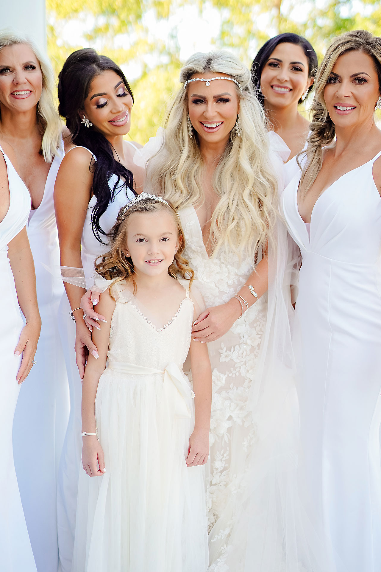 Michelle Al Wedding Ceremony 112