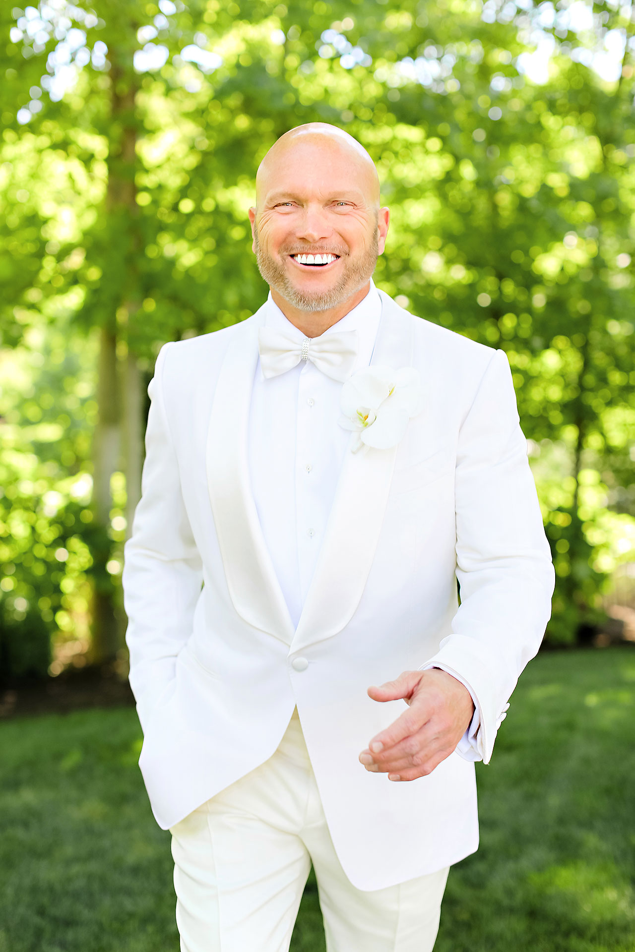 Michelle Al Wedding Ceremony 111