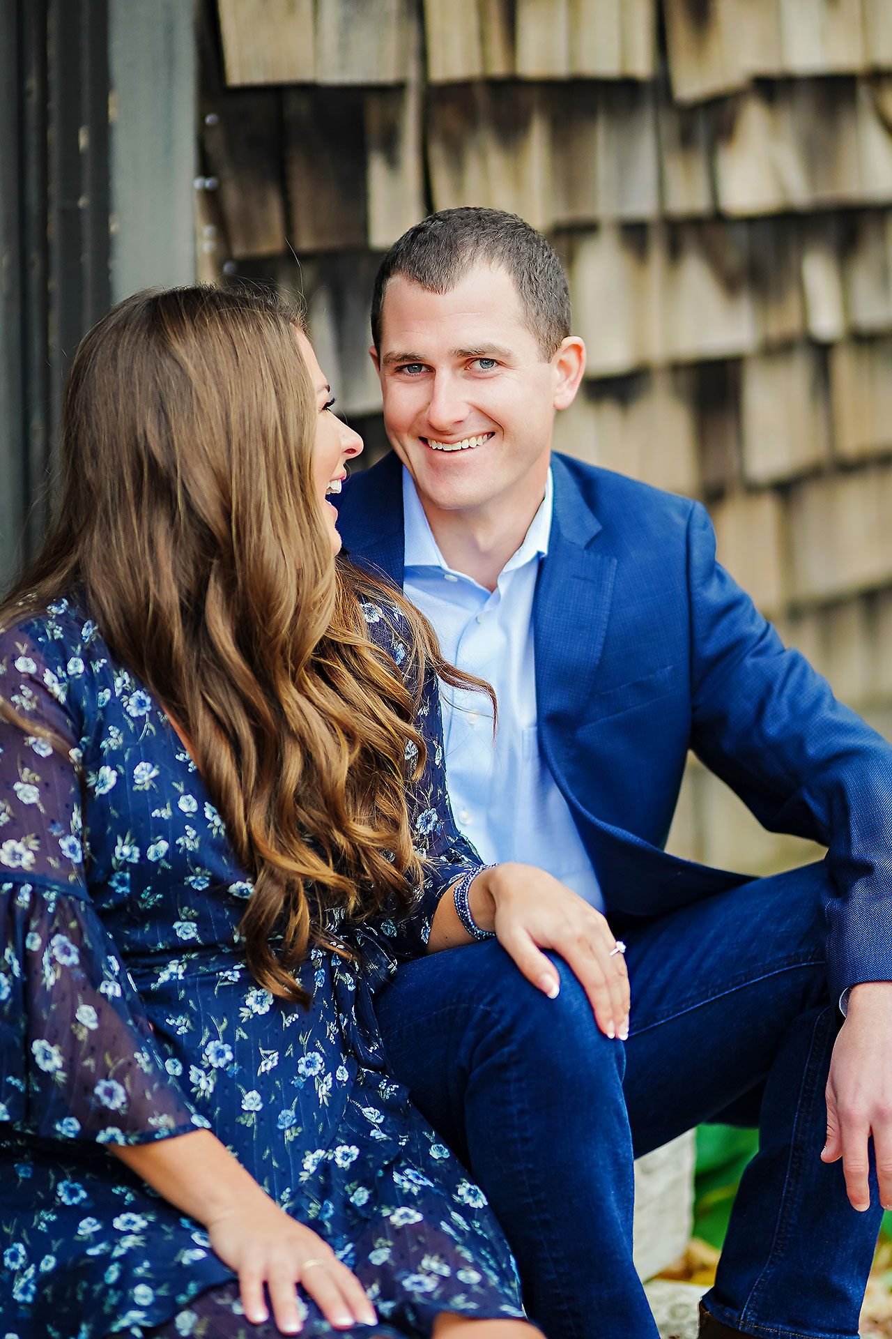 Sarah Andrew Holcomb Gardens Zionsville Engagement Session 096