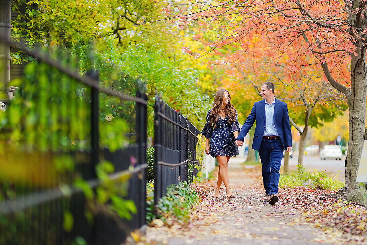 Sarah Andrew Holcomb Gardens Zionsville Engagement Session 075