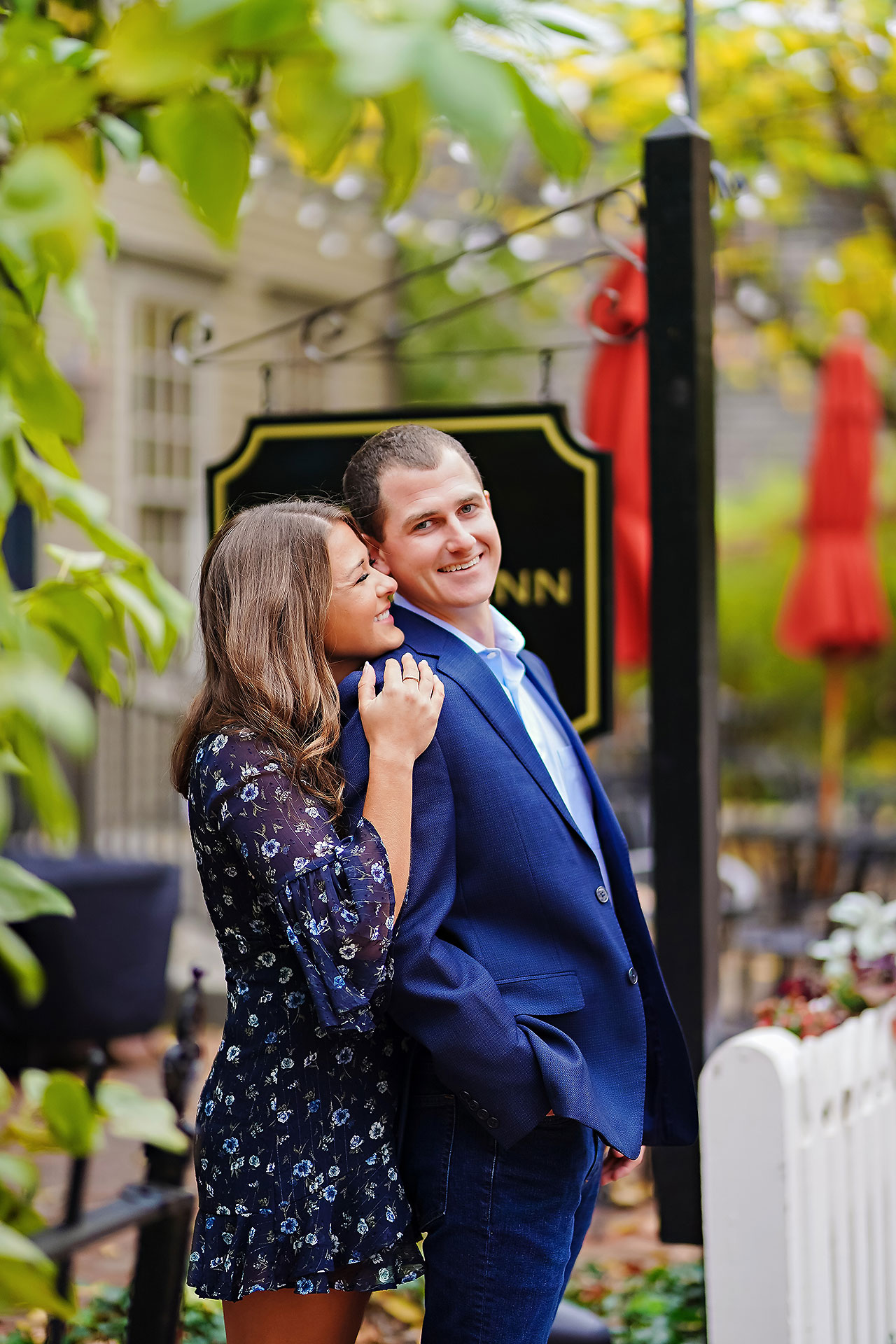 Sarah Andrew Holcomb Gardens Zionsville Engagement Session 068