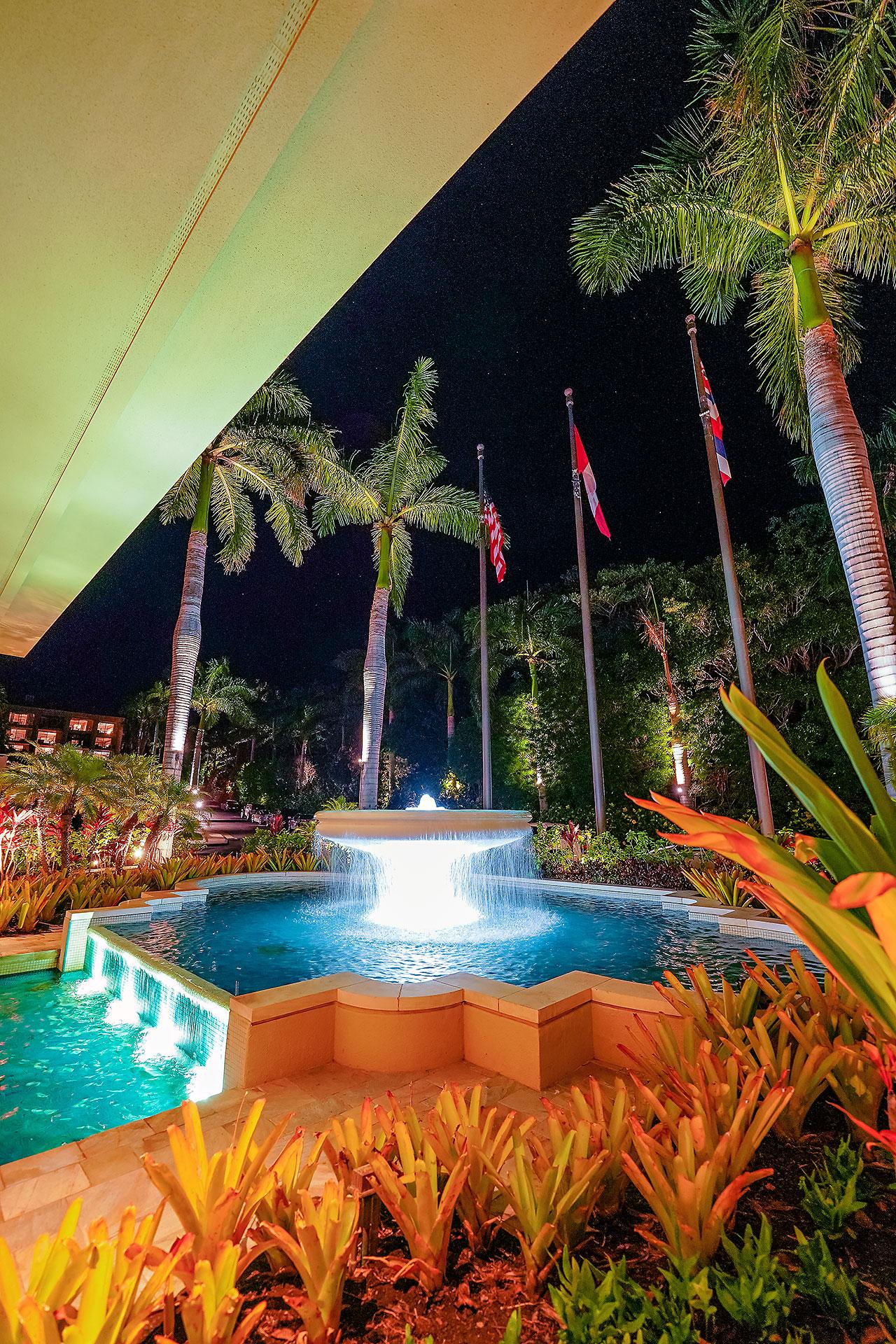 Kendra Pete Four Seasons Maui Welcome Party 094