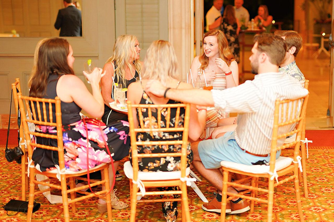 Kendra Pete Four Seasons Maui Welcome Party 092