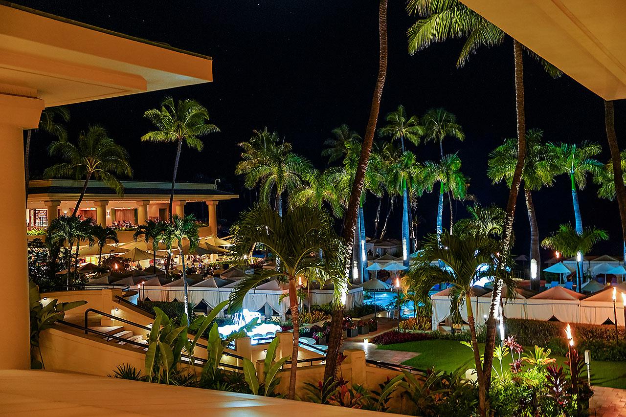Kendra Pete Four Seasons Maui Welcome Party 090