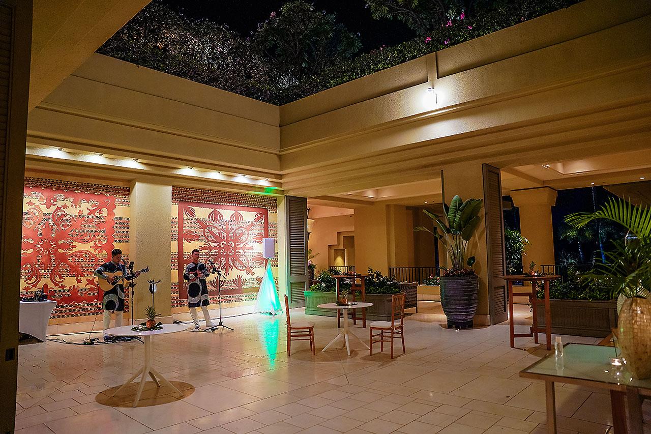 Kendra Pete Four Seasons Maui Welcome Party 087