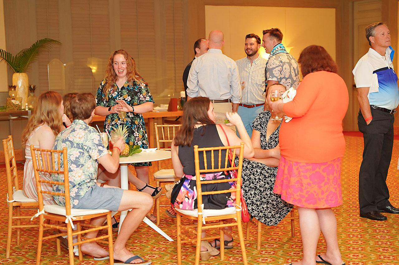 Kendra Pete Four Seasons Maui Welcome Party 088