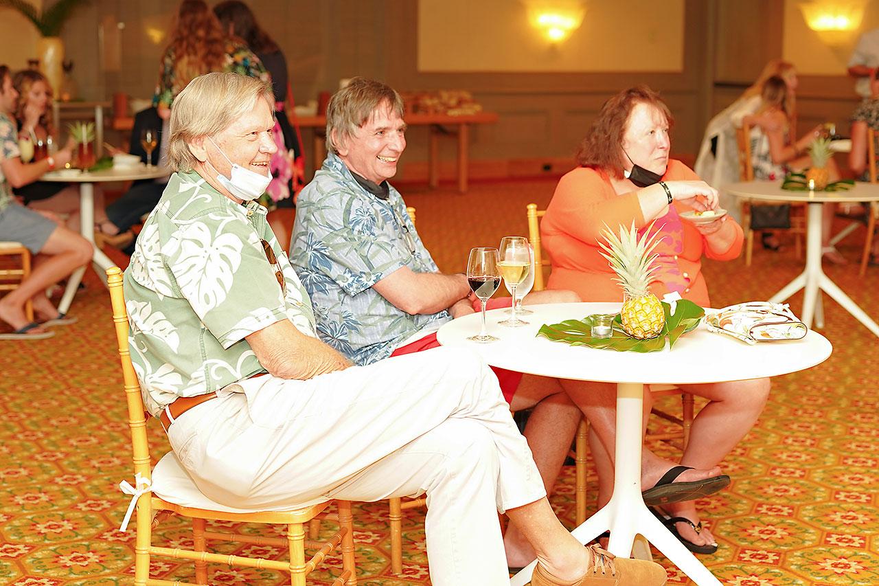 Kendra Pete Four Seasons Maui Welcome Party 078