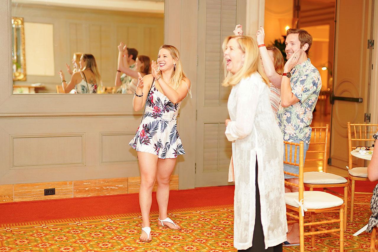 Kendra Pete Four Seasons Maui Welcome Party 079