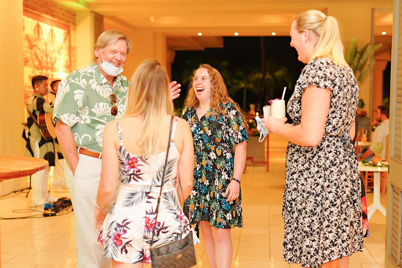 Kendra Pete Four Seasons Maui Welcome Party 067